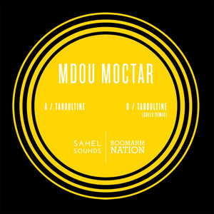 Mdou Moctar - Tahoultine 7""