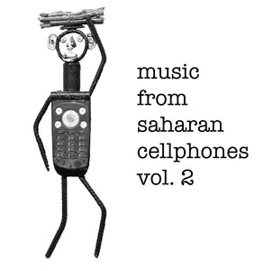 Music from Saharan Cellphones - Volume 2