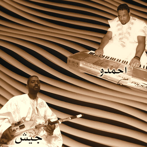 Jeich Ould Badu and Ahmedou Ahmed Lewla - Top WZN