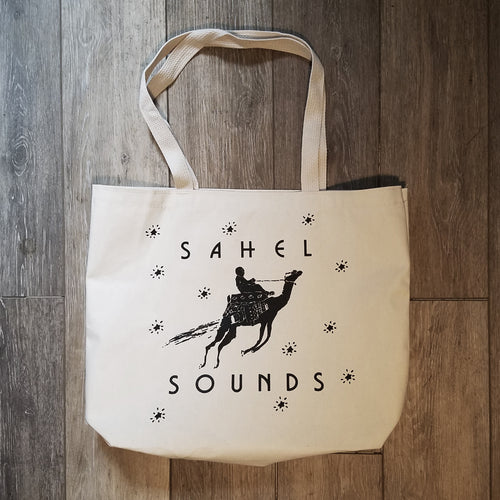 Sahel Sounds Tote Bag