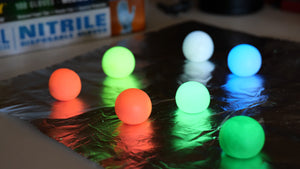 How to Make a Glow in The Dark Bouncy Ball with Proto Putty