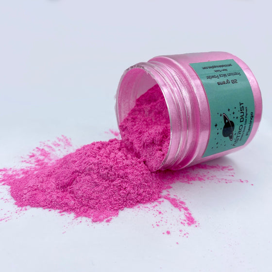 Astro Dust Flamingo Color Pigment