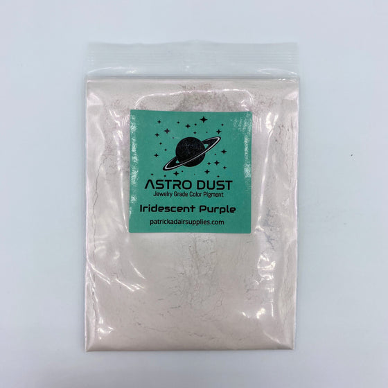 Astro Dust Iridescent Purple Color Pigment