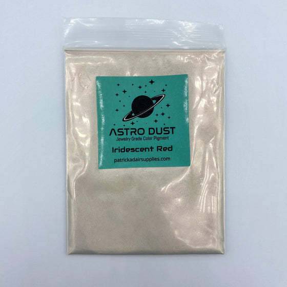 Astro Dust Iridescent Red Color Pigment