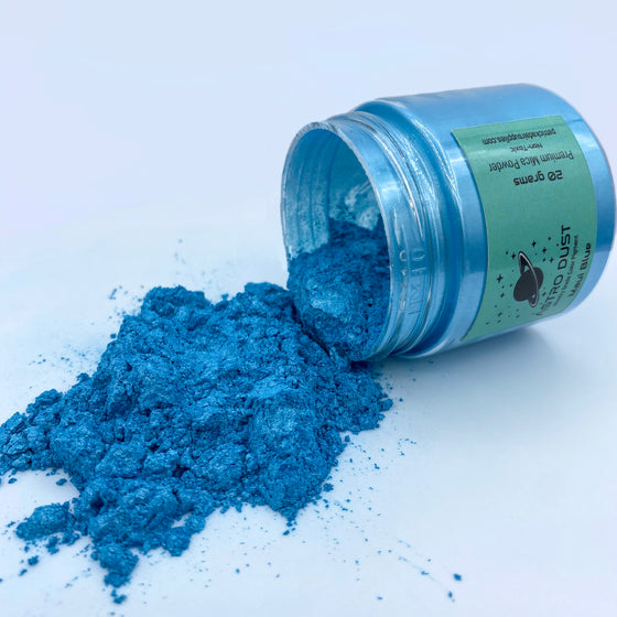 Astro Dust Maui Blue Color Pigment