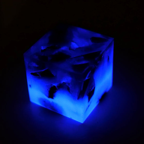 Obsidian Resin Cube Kit