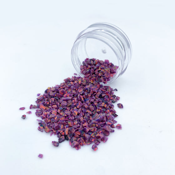 Opal - Plum Purple