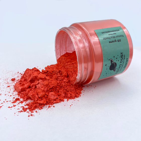 Astro Dust Scarlet Color Pigment