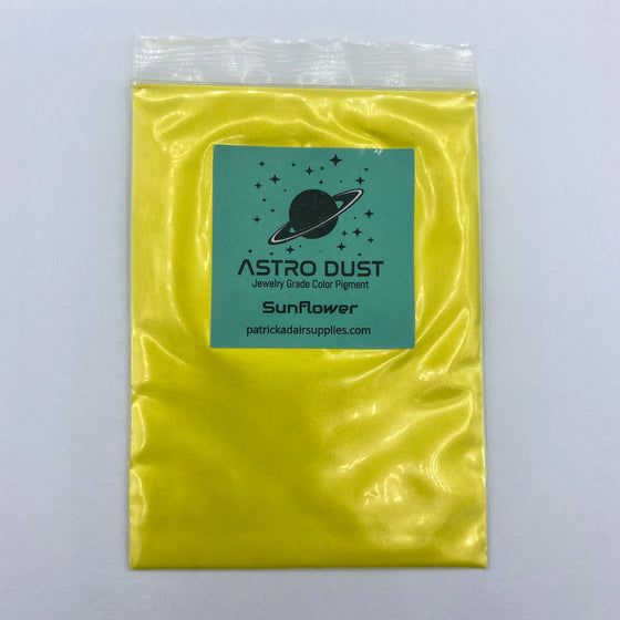 Astro Dust Sunflower Color Pigment