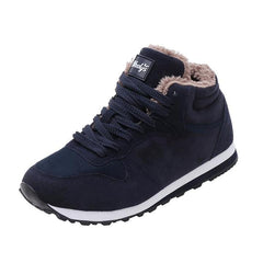 Men's Flannel Casual Sports Warm Shoes
