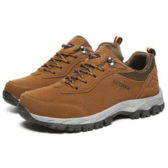 Men's Suede Light-weight Outdoor Hiking Shoes