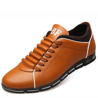 Men Casual Fashion Leather Shoes
