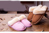 Women's Fur Fluffy Suede Comfy Slippers
