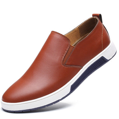 Mens Casual Leather Designer Shoes