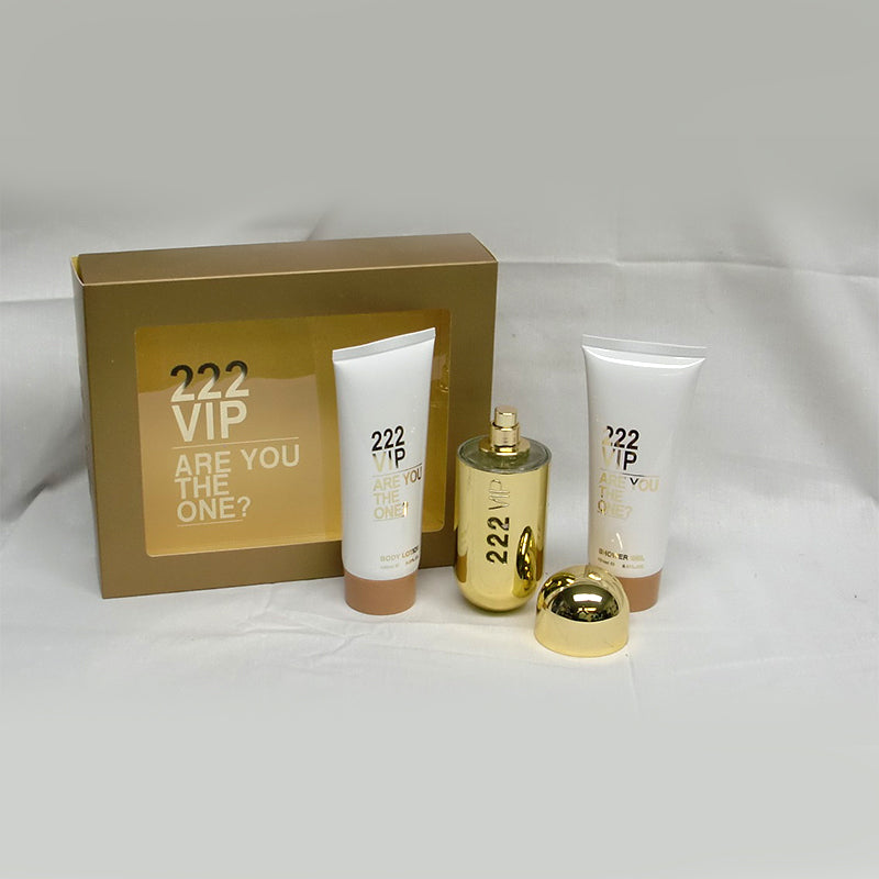 222 VIP 3pc Gift Set Woman ORMD