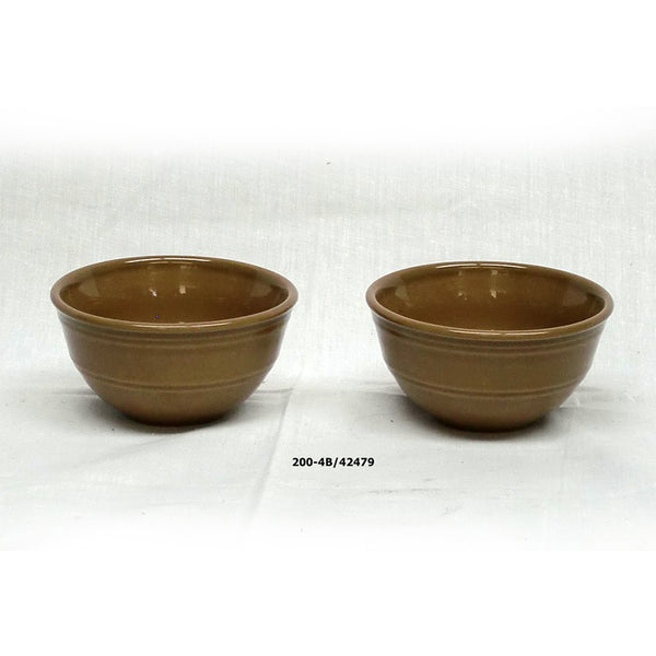 "4.25"" Mushroom Fruit Bowl (6pc)"