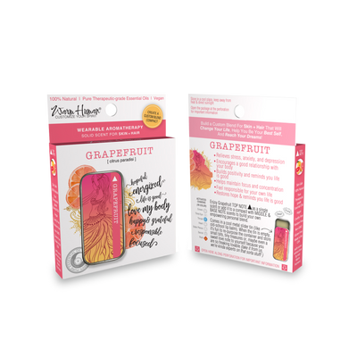 Grapefruit Wearable Aromatherapy
