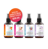SPECIAL 4-pack of MINDFULNESS SPRAYS