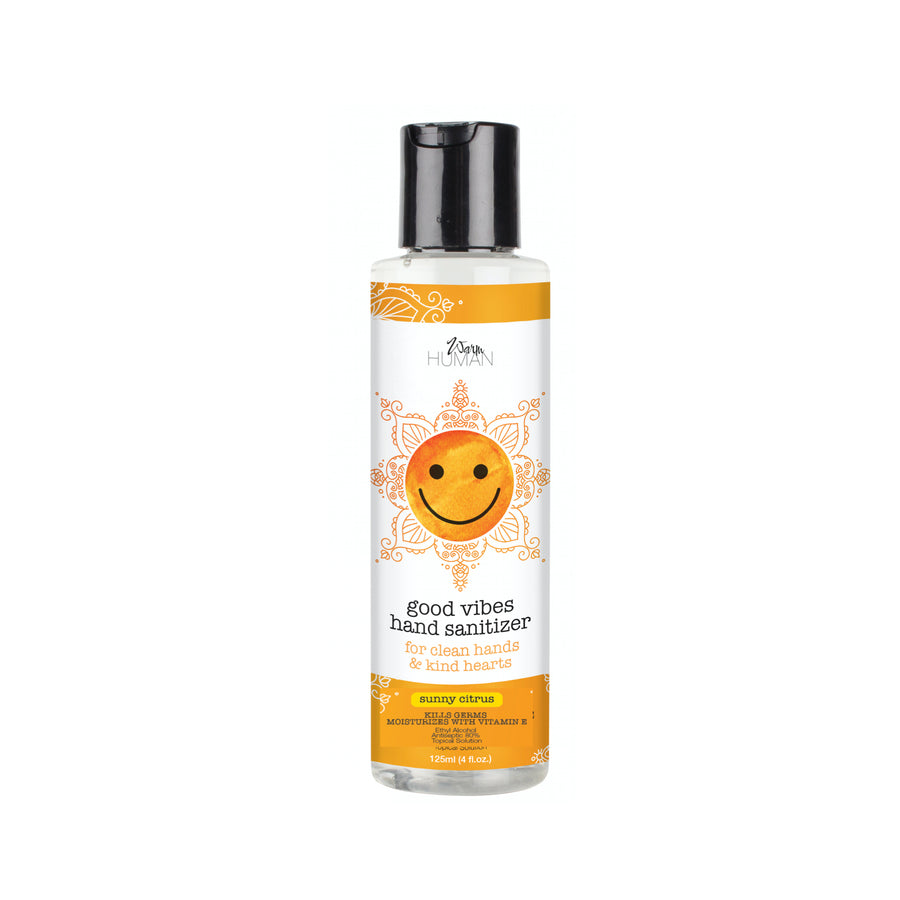 Good Vibes Hand Sanitizer - Sunny Citrus 4oz