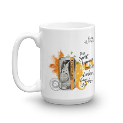 Sweet Orange - Ceramic Mug