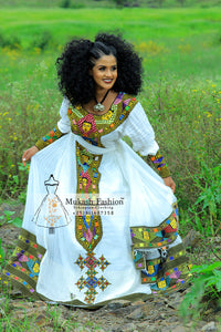 Nigist Saba Dress