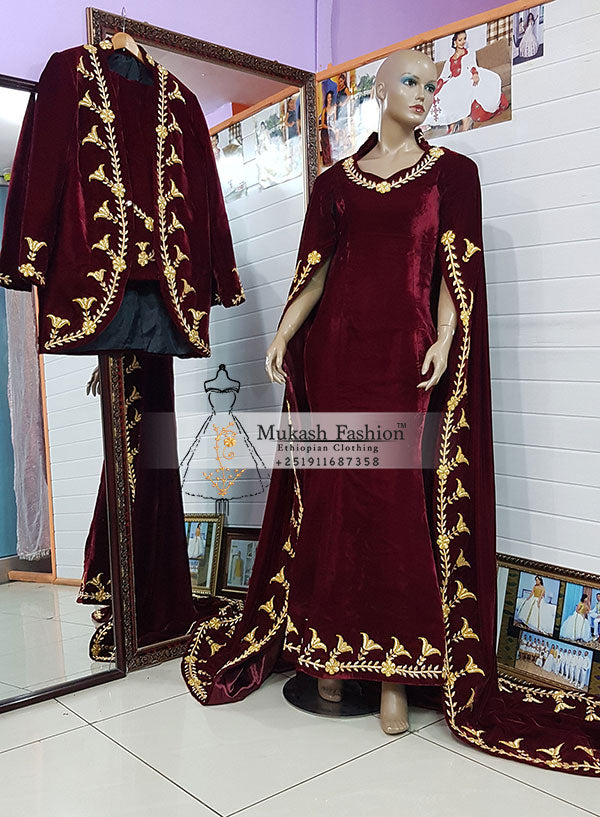 tulip mukash wedding clothing