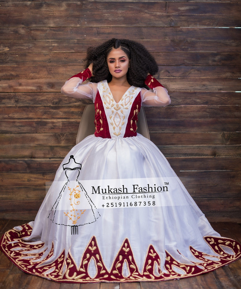 new 2020 wedding mukash collection
