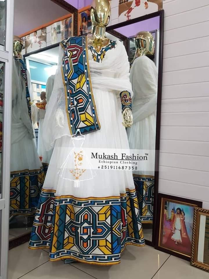 new meskel habesha dress