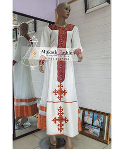 Habesha dress package