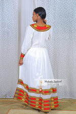 Ethiopian traditional red tibeb