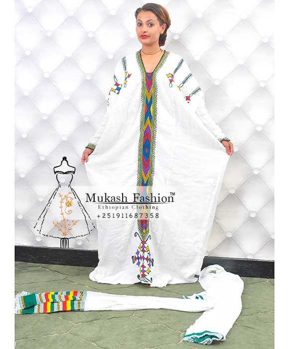 Gondar habesha dress
