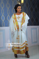 meskel habesha traditional dress