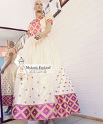Organza tibeb habesha dress