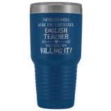 English Teacher Travel Mug