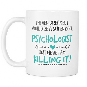 Psychologist Coffee Mug