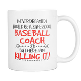 Baseball Coach Red