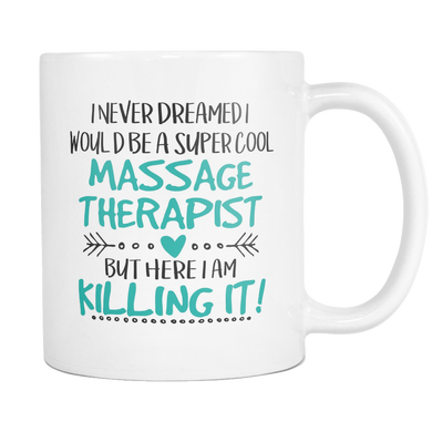 Massage Therapist Coffee Mug