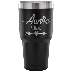 Auntie Squad Travel Mug
