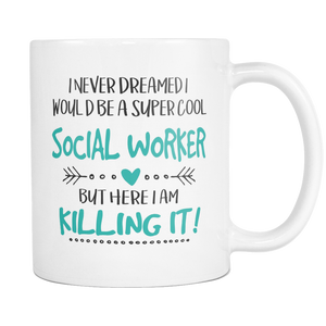 Social Worker Coffee Mug