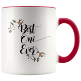 Best Oni Ever Accent Mug
