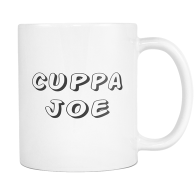 Cuppa Joe Coffee Mug