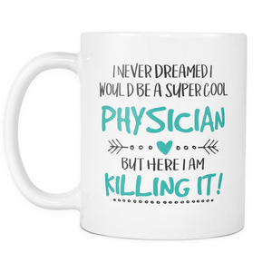 Physician Coffee Mug