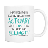 Actuary Coffee Mug