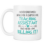 Teaching Assistant Coach Mug