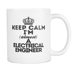 Keep Calm Electrical Engineer Coffee Mug
