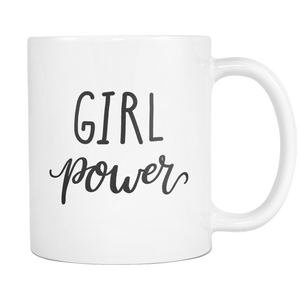 Girl Power Coffee Mug