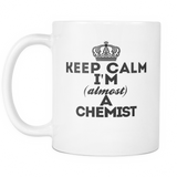 Keep Calm Chemist Coffee Mug