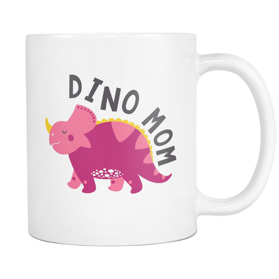 Dino Mom Coffee Mug
