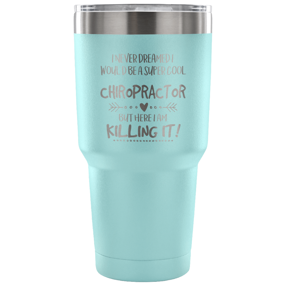 Chiropractor Travel Coffee Mug