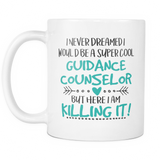 Super Cool Guidance Counselor Coffee Mug